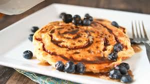 Bisquick Pumpkin Puff Pancakes by Bisquick Pancake Recipes Tablespoon Com