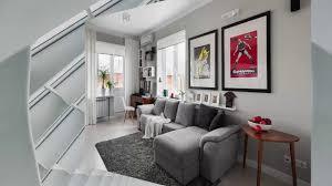 graue wohnzimmercouch ideen
