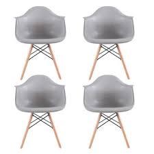 sitzmöbel eggree lot 4 esszimmerstuhl retro stuhl