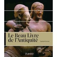 le beau livre de l antiquité relié laurent avezou achat