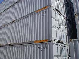 New 40 Shipping Container