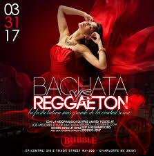 Charlotte Halloween Bar Crawl Epicenter by Bachata Vs Reggaeton Friday March 31st At Bubble Charlotte