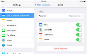 How to Reset Settings Email on iPhone 7 Plus SE 6s Plus 6 Plus