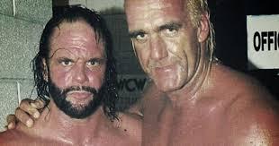 Halloween Havoc 1997 Hogan Fan by Hulk Hogan Vs U0027macho Man U0027 Savage 20 Years After Halloween Havoc