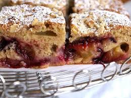 dessert aux quetsches recette moelleux aux prunes au thermomix cookomix