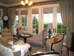 Dining Room Window Treatments Unique Surprising Style Formal Popular Ideas