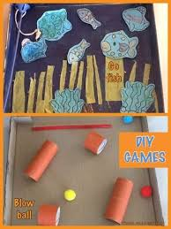 Teach Me Mommy DIY Games