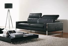 choisir canapé cuir comment choisir canapé avec un petit salon canapé