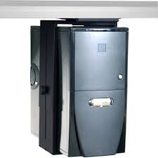 humanscale cpu450 cpu holder wall or under desk mount cpu450stk