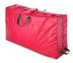 Home Depot Christmas Tree Storage Bag With Wheels S Artificial