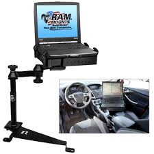 RAM Mount No-Drill Laptop Mount F/Dodge Journey, Ford Escape, Ford ... Ramvb181 Ram Mounts Universal Flat Surface Vertical Drilldown Mountit Laptop Vehicle Mount Nodrill Computer Seat Full Ram Mountslaptop Mountsdalltexas Solution Photo Image Gallery Console Top Product Categories Troy Products Loctek Spring Arm Workstation Stand With Usb Port For Pro Desk Desks For Trucks Cars Vans Suvs Table Sale Stands Prices Brands Specs In Notebook Holders Arms Atdec Mounting Dominator Ems Mounts Article Ramvb168sw1 Semi Volvo