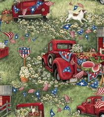 Susan Winget Patriotic Cotton Fabric | JOANN Fire Truck Fabric By The Yardfire Stripe From Robert Vintage Digital Flower Shabby Chic Roses French Farmhouse Alchemy Of April Example Blog Stitchin Post Monster Pictures To Print Salrioushub Country Nsew Seamless Pattern Cute Cars Stock Vector 1119843248 Hasbro Tonka Trucks Diamond Plate Toss Multi Discount Designer Timeless Tasures Sky Fabriccom Universal Adjustable Car Two Point Seat Belt Lap Truck Fabric 1 Yard Left Novelty Cotton Quilt Pillow A Hop Sew Fine Seam