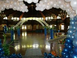 Quinceanera Decorations For Hall by 247 Best Balloons For Prom Images On Pinterest Prom Themes