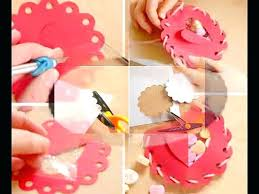 Handmade Craft Ideas For Home Decoration Creative Paper Flowers Origami Easy Decorating