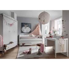 weißes möbel set für kinderzimmer hovellas 3 teilig