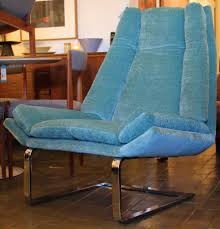 Tri Fold Lounge Chair by Mid Century Modern Pearsall Lounge Chair Mid Century Modern Teal