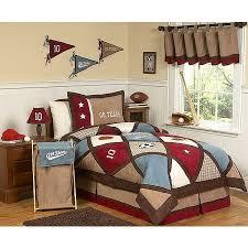 kids sports bedding sports team comforters football themed
