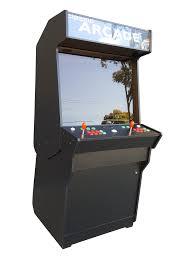 Mortal Kombat Arcade Cabinet Plans by Custom Diy 32