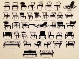 Chair Styles Guide Or Dining Room Furniture Style With Plus Antique