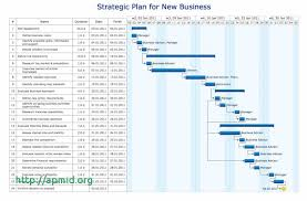Gallery Of Strategic Management Report Template