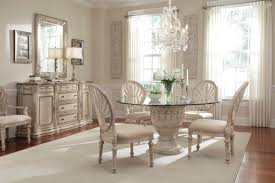 The Empire Ii Glass Table Dining Room Collection
