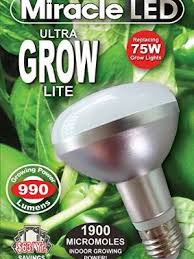 miracle led miracled ultra grow lite florian garden tools made