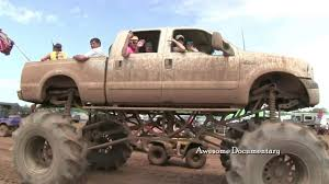 Big Mud Trucks With Tractor Tires