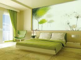 Green Bedroom Decorating Ideas Home Design Best Decoration