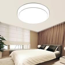 18w led ceiling panel light 1600 lumens 7000k white flush