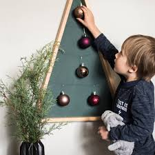 Wooden Christmas Tree Restyled