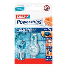 tesa powerstrips waterproof selbstklebestrip