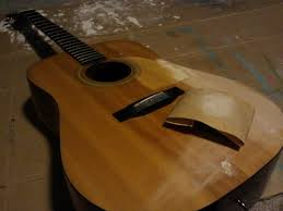 Acoustic Painting Unique Paint An Guitar 5 Steps