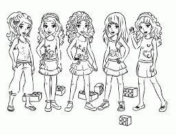 Lego Hero Factory Coloring Pages