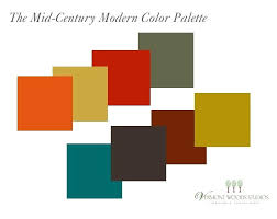 Midcentury Modern Paint Colors Read Our 4 Tips For Creating A Beautiful Mid Century Dining