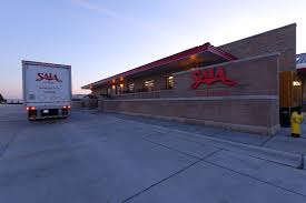 100 Sala Trucking Saia LTL Freight Honored By Lowes Companies Inc