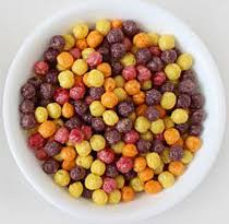 GMI Still Seeking Natural Blue And Green Colors For Trix Cereal