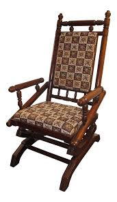 Antique Eastlake Victorian Turned Walnut Platform Rocking Chair Victorian Rocking Chair Image 0 Eastlake Upholstery Fabric Application Details About Early Rocker Rocking Chair Platform Rocker Colonial Creations Mid Century Antique Restoration Broken To Beautiful 19th Mahogany New Upholstery Platform Eastlake Govisionclub Illinois Circa Victoria Auction