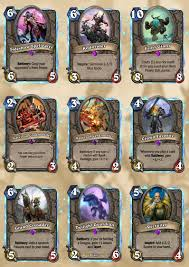Top Tier Hearthstone Decks August by New Cards And Decklists From The Grand Tournament Expansion With