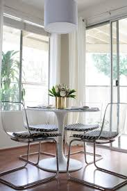 Ortanique Round Glass Dining Room Set by 13 Best Small Dining Table Scapes Images On Pinterest Dining