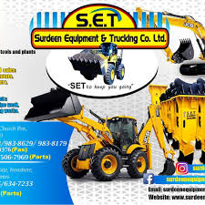 100 Trucking Equipment Surdeen Co Ltd About Facebook