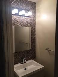 Glacier Bay Bathroom Vanity With Top by Glacier Bay Stancliff 24 5 In W Vanity In Elm Sky With Cultured