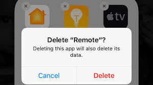How to delete or hide apps on an iPhone or iPad Macworld UK