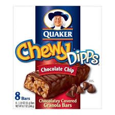 QuakerR Chewy Dipps Chocolate Covered Chip Reviews