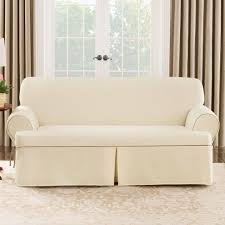 Sure Fit Sofa Covers Walmart by Living Room Sure Fit Sofa Slipcovers Recliner Couch Covers Bath