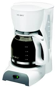 Mr Coffee SK12 RB Maker White 12 Cup Hover To Zoom