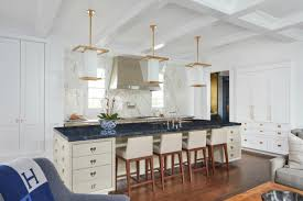 100 Sophisticated Kitchens PNC Real Estate Newsfeed Navy Is The New Black In