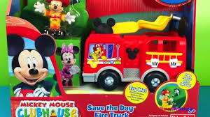 Thomas Halloween Adventures Dvd Dailymotion by Play Doh Mickey Mouse Clubhouse Save The Day Fire Truck Rescue