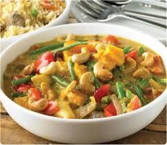 cuisine au lait de coco curry de légumes au lait de coco pachacari stew recettes de