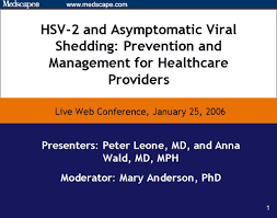 asymptomatic viral shedding hsv 1 53 images what is