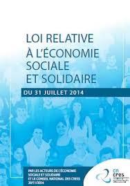 chambre r馮ionale de l 馗onomie sociale et solidaire la loi ess cress idf chambre régionale de l économie sociale et